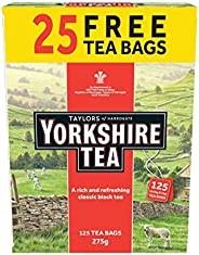 Yorkshire Tea Red, 125 x 220 gm