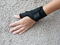 Elastic Thumb / Wrist Splint Support Left Hand