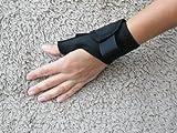 Pouce élastique/attelle poignet main droite