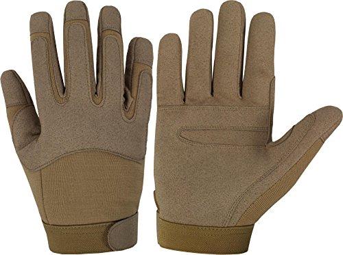 United Army Handschuhe Gloves Farbe Coyote Größe M