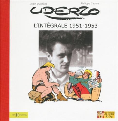 L'intégrale Uderzo 1951-1953 (2)