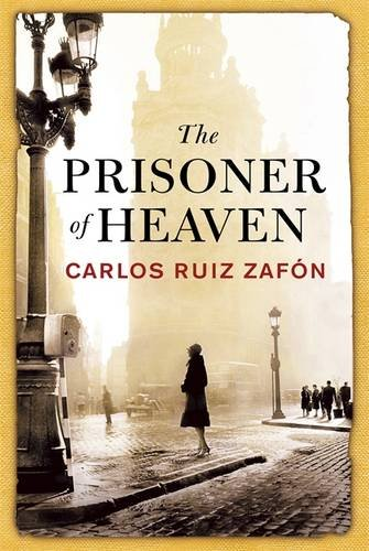 The Prisoner Of Heaven - Book 3