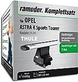 Rameder Komplettsatz, Dachträger WingBar für OPEL Astra K Sports Tourer (137083-14870-1)