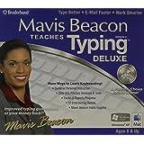 Mavis Beacon Teaches Typing 21 Deluxe (Windows XP,Vista,7 and MAC OSX v10.1 to v10.4)