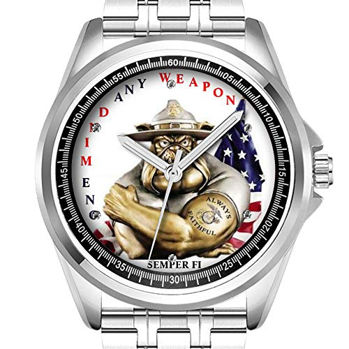 personnalisé Montre Homme Mode Montre étanche Montre-Bracelet Diamant 900. Un Esprit n'importe Quelle Arme