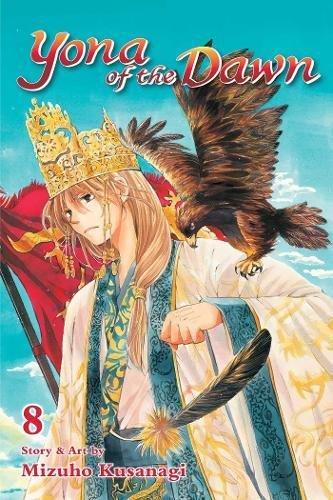 Yona Of The Dawn, Vol. 8 por Mizuho Kusanagi