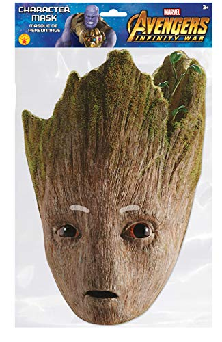 Thorness Teen Groot Marvel Official Face Mask