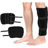 Schaft Kalb Stützbandage Medical Strap Tibia und Fibula Fracture Orthese Externe Fixierung(L) preisvergleich bei billige-tabletten.eu