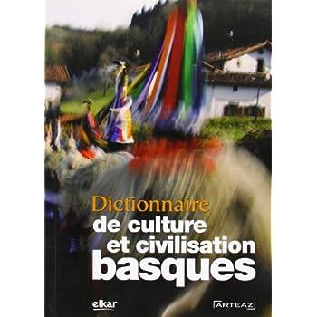 Dictionnaire de Culture et Civilisation Basques