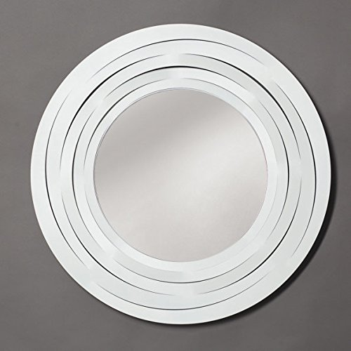 ARTI E MESTIERI 'Spiegel Origami Farbe Weiß von Kunst und Handwerk -