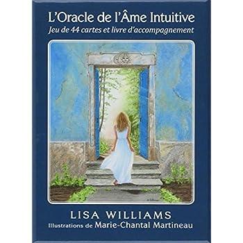 Oracle de l'Ame Intuitive - Coffret livre + 44 cartes