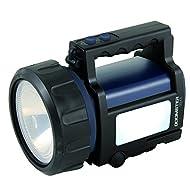 VeLamp IR666-10W Phare LED Rechargeable Plastique 10 W Bleu