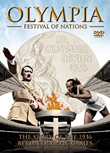 Olympia Festival of Nations - The Story of the 1936 Berlin Olympic Games [DVD] [NTSC] [1938]