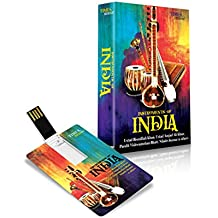 Music Card - Instruments of India - 320 kbps MP3 Audio (4 GB)
