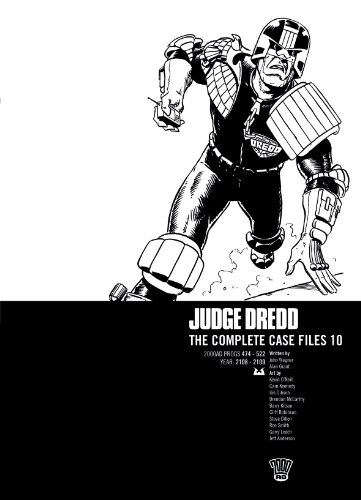 Judge Dredd: Complete Case Files v. 10 por John Wagner