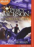 percy jackson 3 le sort du titan livre audio 1 cd mp3