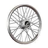 Taylor Wheels 20 Zoll Hinterrad Alu mit Shimano Nexus Inter-8 (RBN) - silber