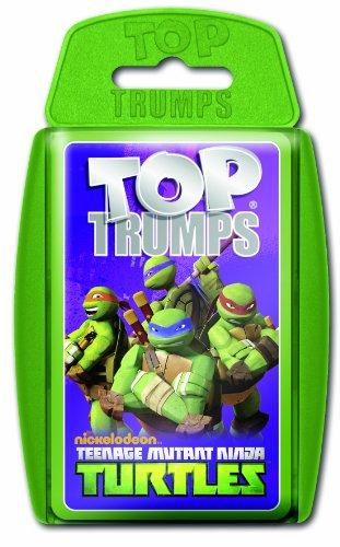 Anführer Der Ninja Turtles - Winning Moves 61755 - Top Trumps