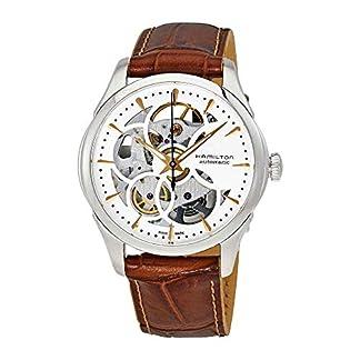 Hamilton Jazzmaster Automático Reloj de Pulsera para Mujer h32405551