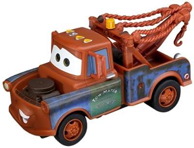 Carrera 20061183 Go!!! Cars 2 - Coche de juguete con diseño de Mate para circuito por Carrera