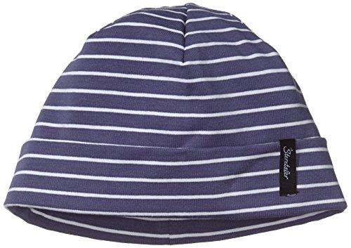 Sterntaler Slouch-Beanie.0-335.0 - Bonnet - Garçon Bleu (Polarblau 3850)