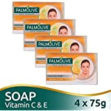 Palmolive Skin Therapy Vitamin C And E Soap - 75 G (Pack Of 4)