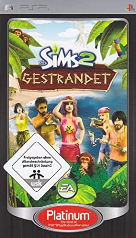 Die Sims 2: Gestrandet [Platinum]