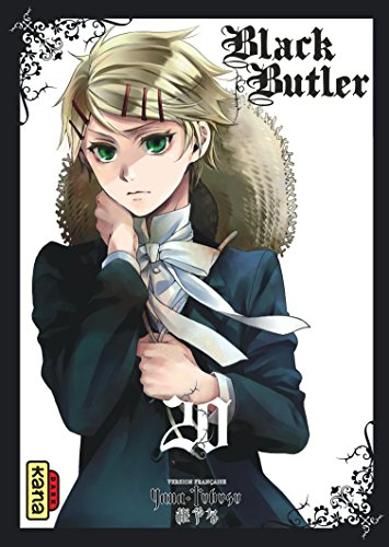 Black Butler Edition simple Tome 20