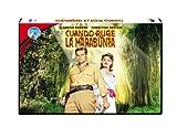 Cuando Ruge La Marabunta (Edición Horizontal) [DVD]