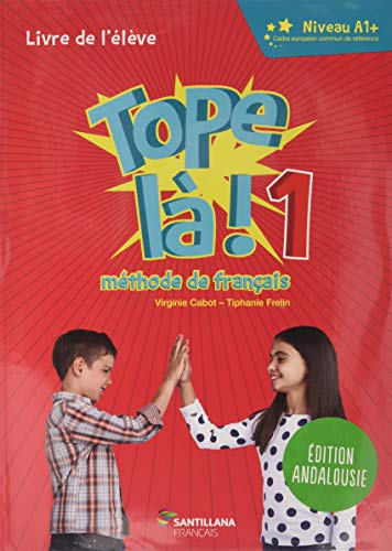 TOPE LA! 1 PACK ELEVE + LIVRET ANDALUCIA