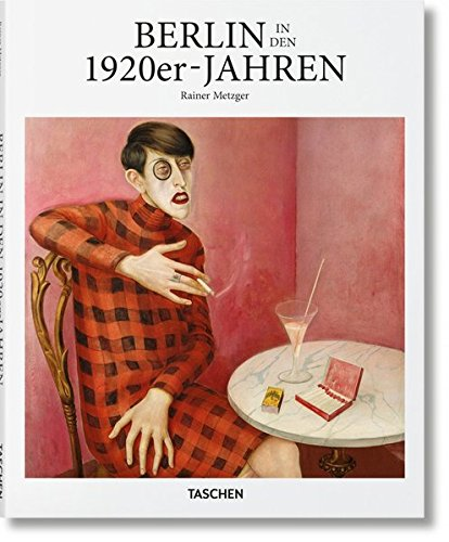 Berlin in den 1920er-Jahren Buch-Cover