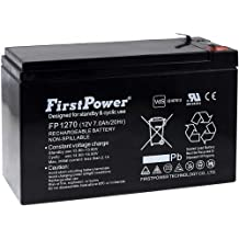 FirstPower Batería de GEL para SAI APC Back-UPS ES 550 7Ah 12V