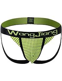 Honghu Tangas Bolsa de Mallas para Hombre