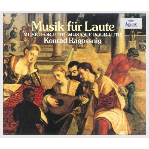 Cutting: Lute music - England - Almain