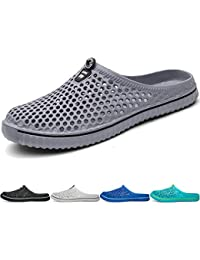 5ae4c7b18 BIGU Slippers Breathable Mesh Flip Flop Beach Sandals Outdoor Sports Casual Summer  Shoes Men Women Unisex