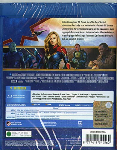 Zoom IMG-1 captain marvel
