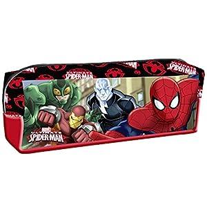 Disney 93762 Spiderman Estuche Titular Multiusos