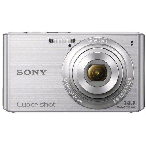 Sony Cyber-shot DSC-W610 Silver