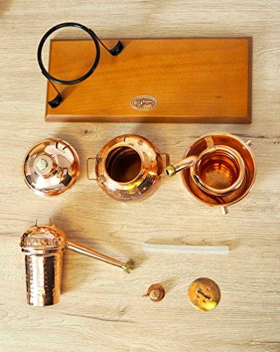 preisvergleich coppergarden destille arabia 0 5 liter. Black Bedroom Furniture Sets. Home Design Ideas