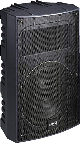 IMG STAGELINE PAB-512/BL Profi-PA-Lautsprecher-box, 250W, 8 Ohm blau