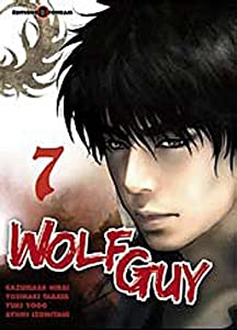 Wolf Guy Edition simple Tome 7