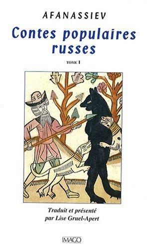 Les contes populaires russes : Volume 1 par  Afanassiev