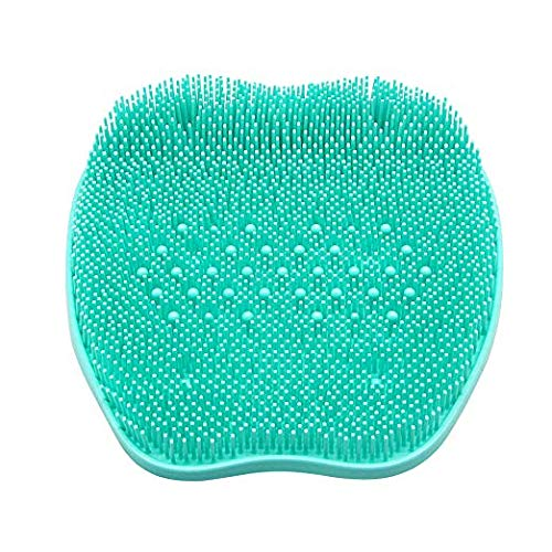 Silicone Foot Brush Scrubber Massager Douche Brosse Pieds Nettoyer En Profondeur Exfolier Spa Augmente La Circulation
