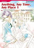 ANYTHING, ANY TIME, ANY PLACE 1 (Harlequin comics)