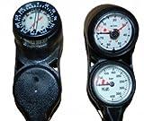 Polaris Konsole SLIM LINE Finimeter. Tiefen. & Kompass - 36350