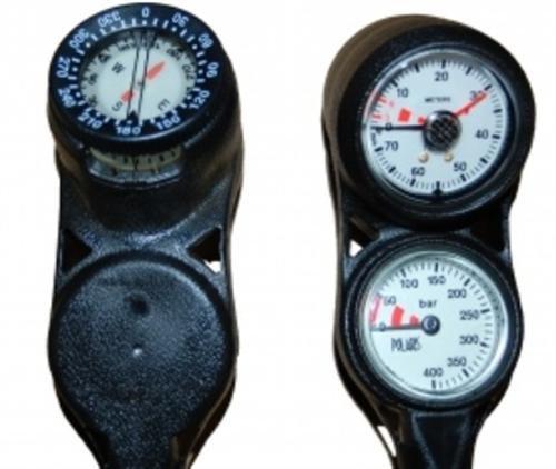Polaris Consola Slimline Manómetro. Profundas. & Brújula–36350