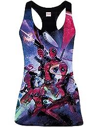 Deadpool Family, Top para Mujer