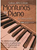 salsa afro cuban montunos for piano partitions cd