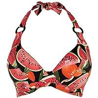Freya water melon U/W Banded multidock Bikini Top