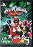 POWER RANGERS S.P.D. BOX 1 - 5 DVD